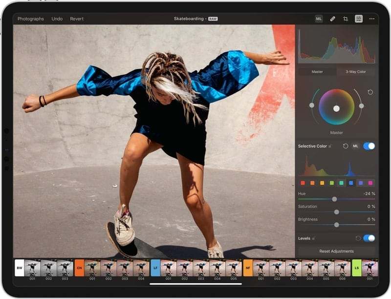 pixelmator - drawing apps for iPhone