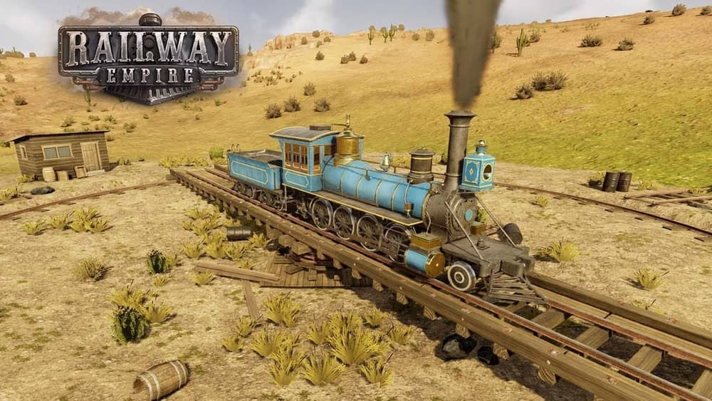 Railway Empire simulation games for PC