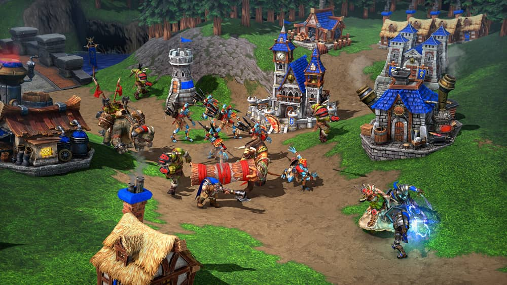 Warcraft III: Reforged for Windows