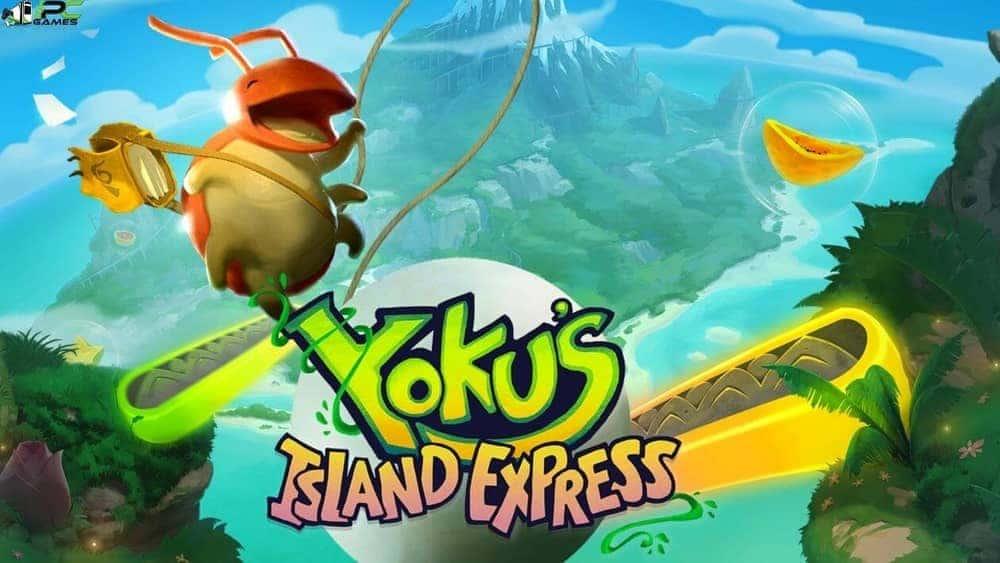 Yoku's Island Express Pinball for windows