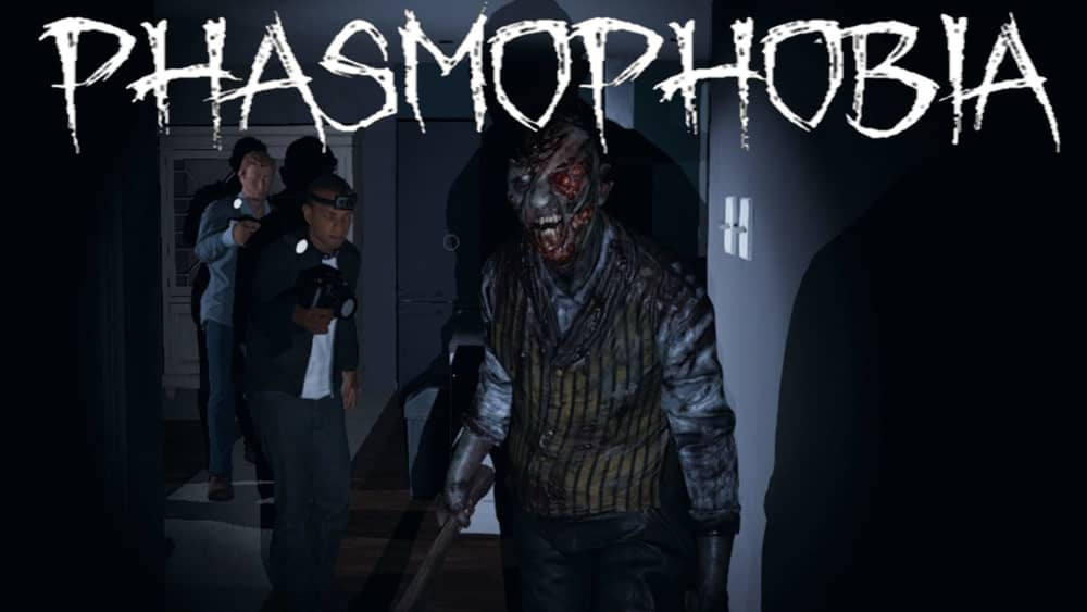 Phasmophobia Horror Games For PC