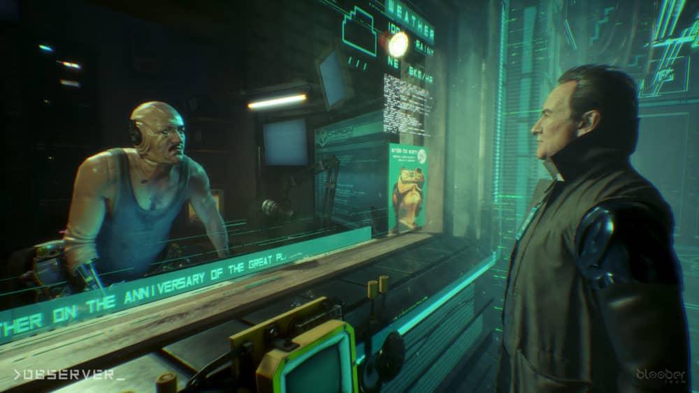 Observer Horror Games For PC