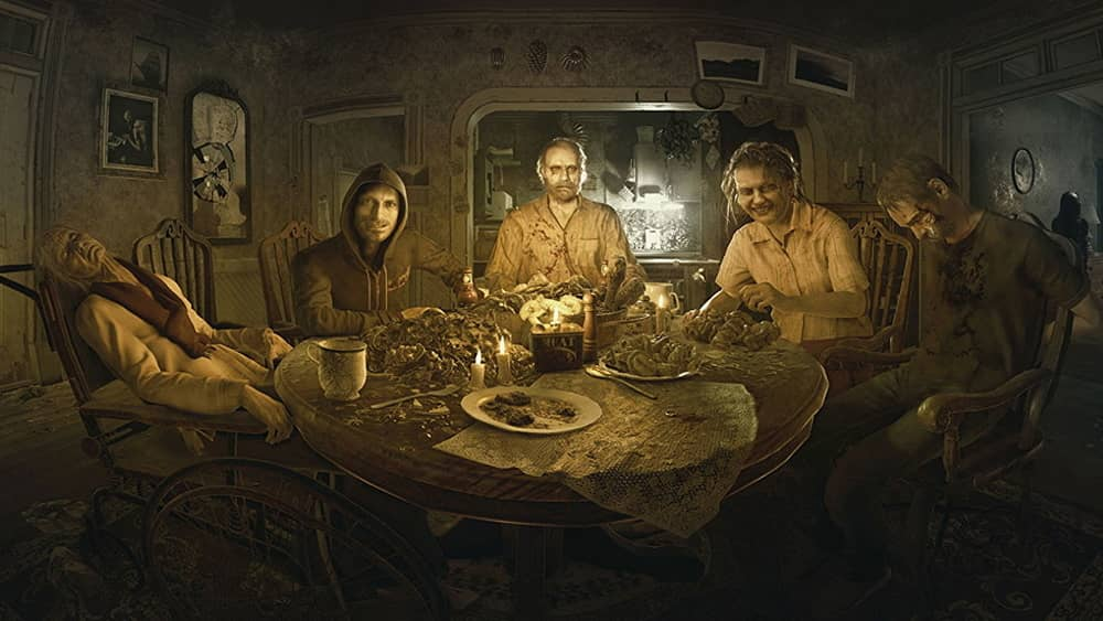 Resident Evil 7 Horror Games For PC
