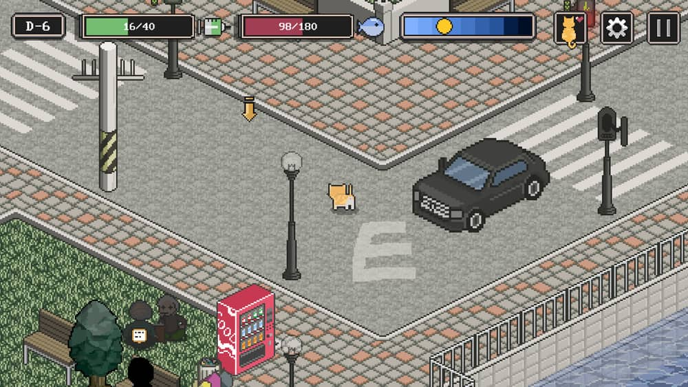 A Street Cat's Tale free Cat Games for PC