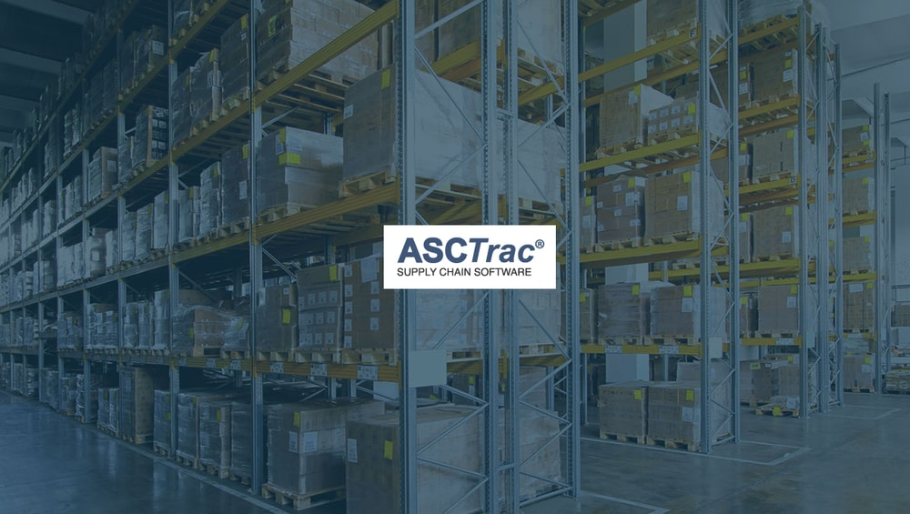 ASCTrac Warehouse management software