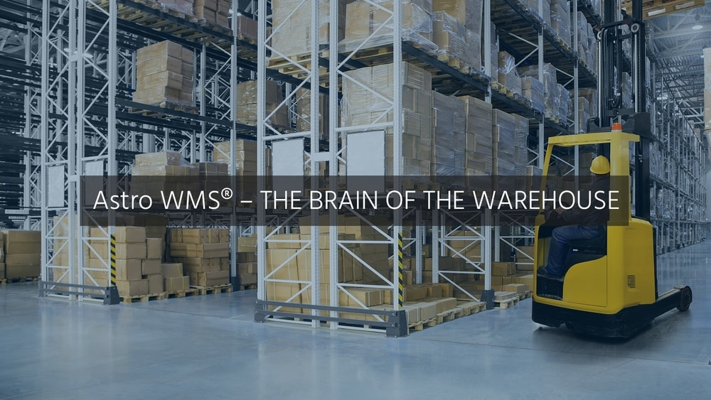 Astro Warehouse Management Software