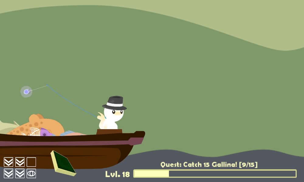 Cat Goes Fishing Cat Games for PC