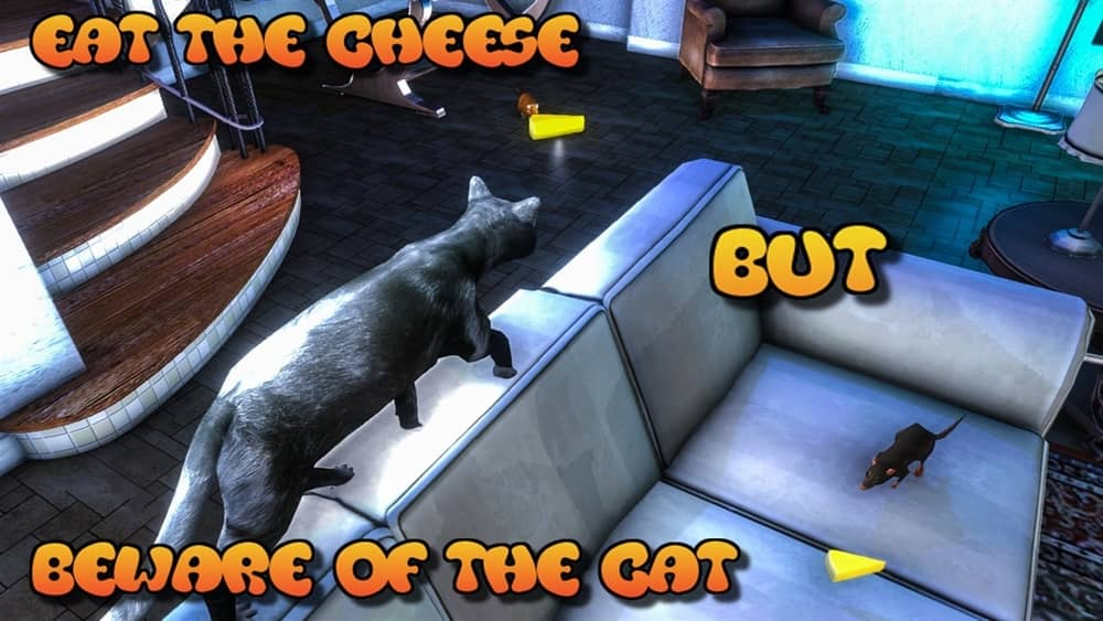 Cat vs Rat Cat Games for PC