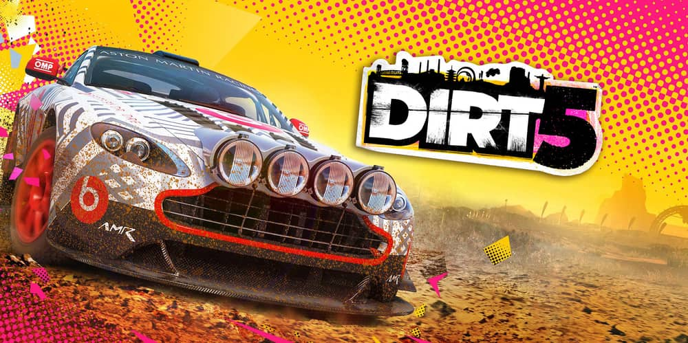 DIRT 5 racing games for PC