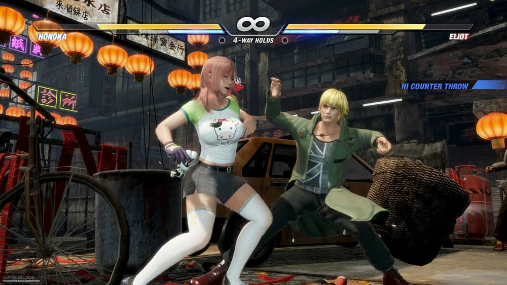 Dead or Alive 6 action games for PC