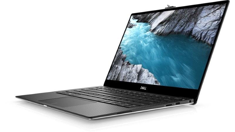 Dell XPS 13 - best Linux laptops