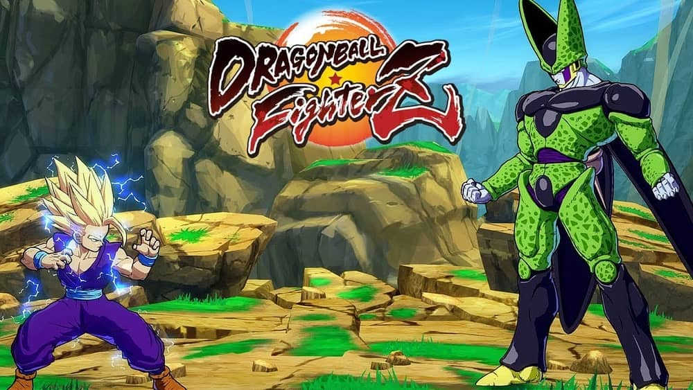 Dragon Ball Fighterz fighting games for PC