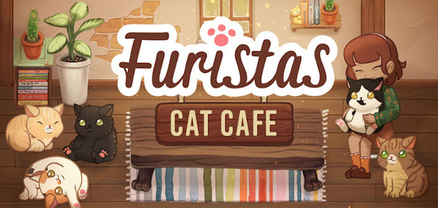 Furistas Cat Cafe, cat games for iPad