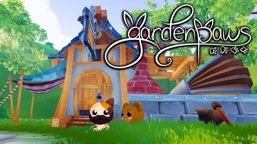 Garden Paws - Farming Games for PC