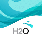 H2O Free Icon Pack, icon packs for Android