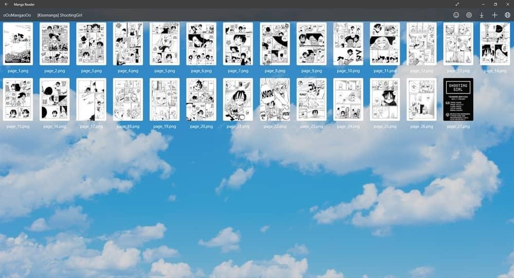 Manga Reader for PC