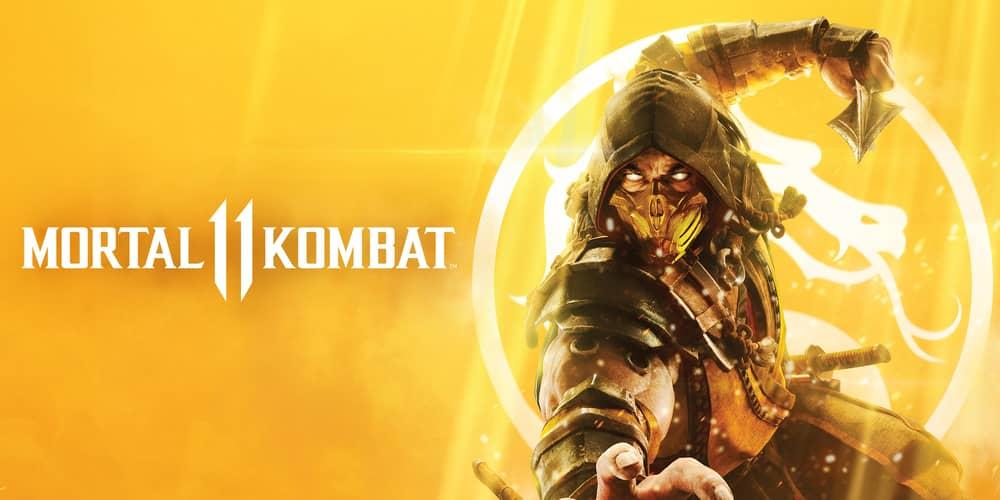 Mortal Kombat 11 fighting games for PC