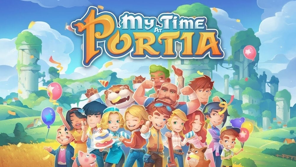 My Time at Portia - Farming Games for PC