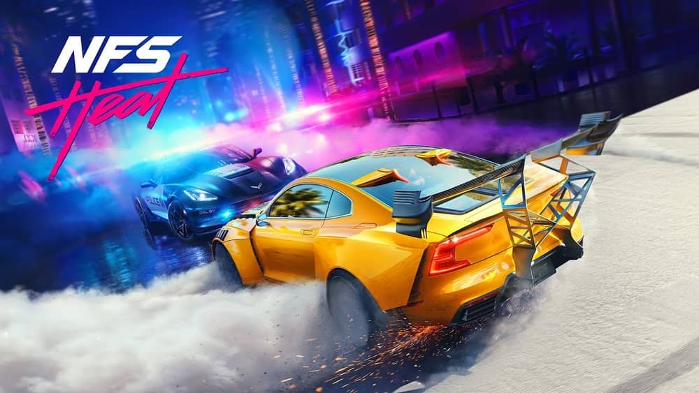 Need for Speed Heat racing games for PC