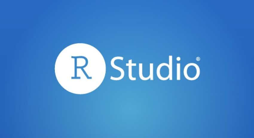 R studio- free graphical user interface for R