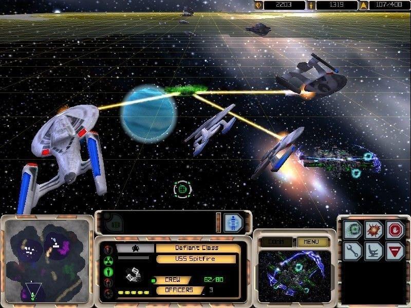 Armada Star Trek Games for PC