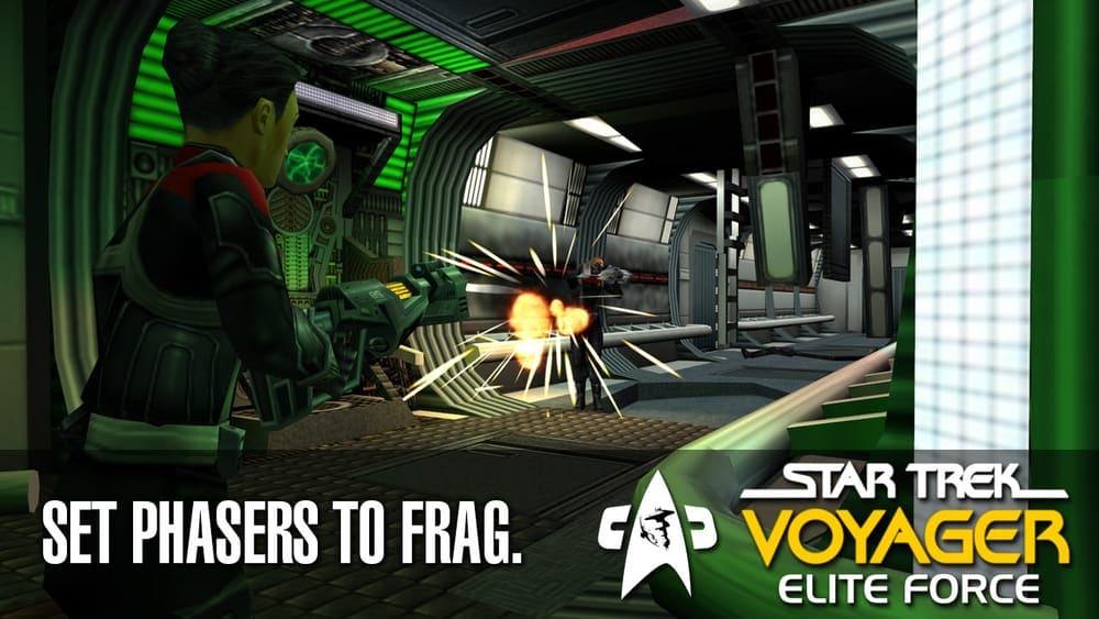 Star Trek Voyager Elite Force Star Trek Games for PC