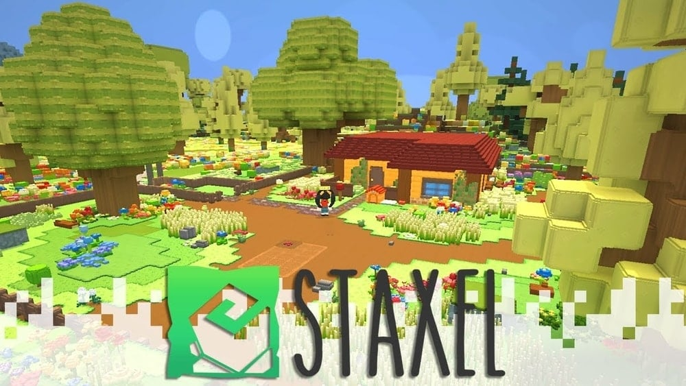 Staxel - Farming Games for PC