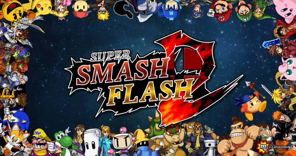 Super Smash Flash 2 free fighting games for PC