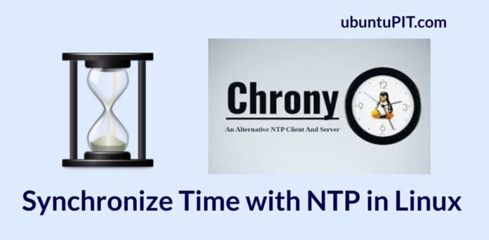 Synchronize Time with NTP in Linux