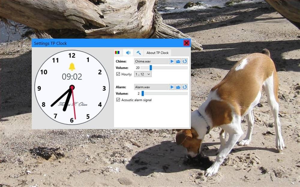 TP Clock