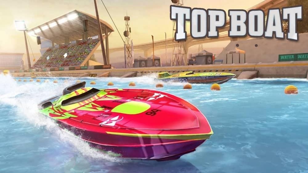 Top Boat: Racing Simulator 3D