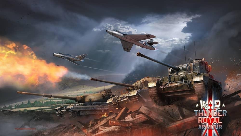 War Thunder war games for PC