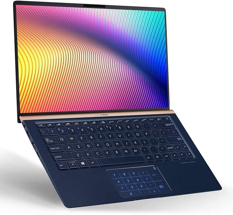 asus_zenbook_13 - best Linux laptops