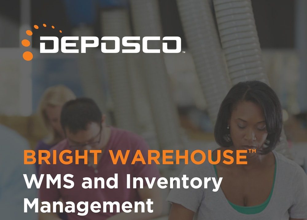 Deposco_Bright warehouse
