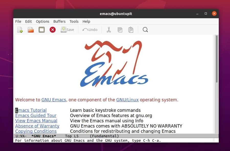 emacs_on_system