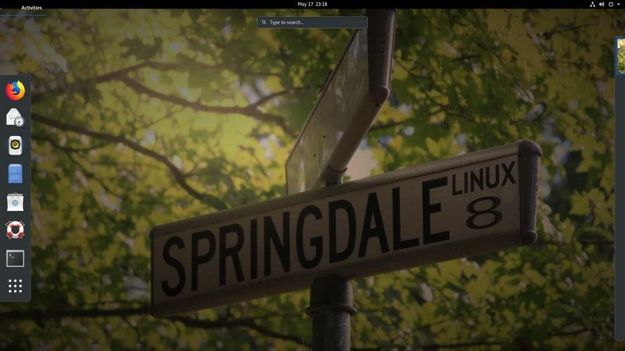 springdale_linux - Red Hat-based Linux distributions