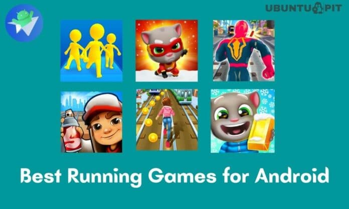 Best Running Games for Android