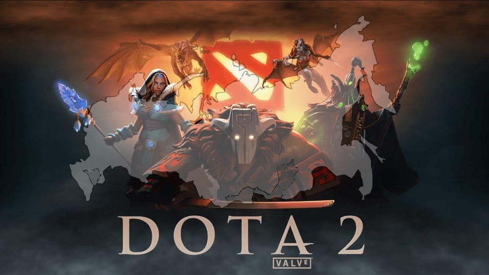 Dota 2, best games for Mac