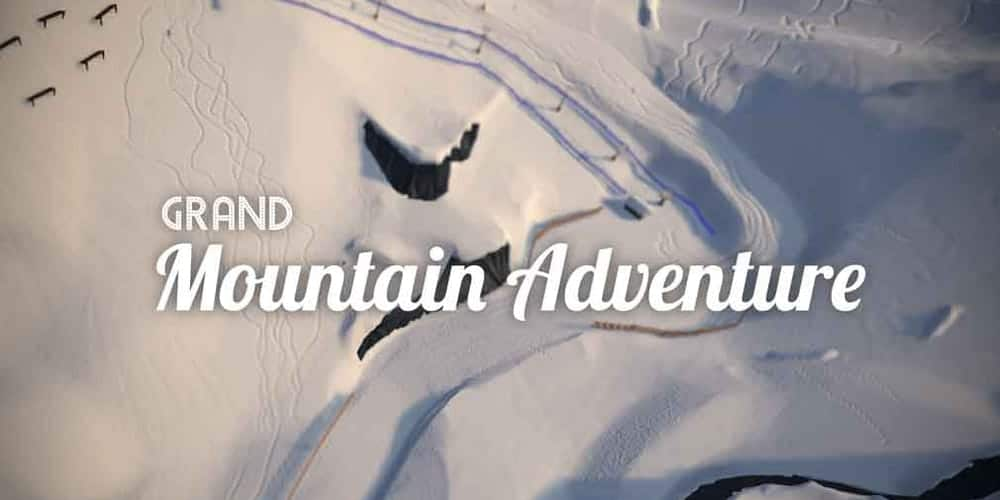 Grand Mountain Adventure, best games for iPad