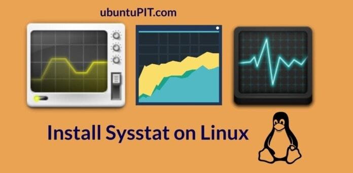 Sysstat install onLinux