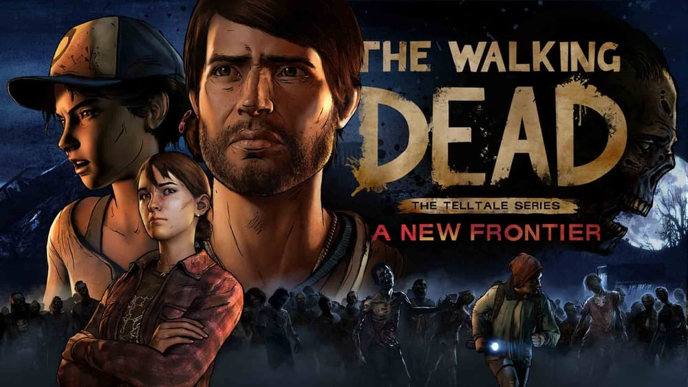 The Walking Dead: A New Frontier, best games for iPad