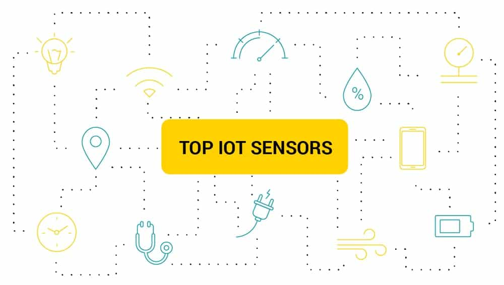 Top IoT Sensors
