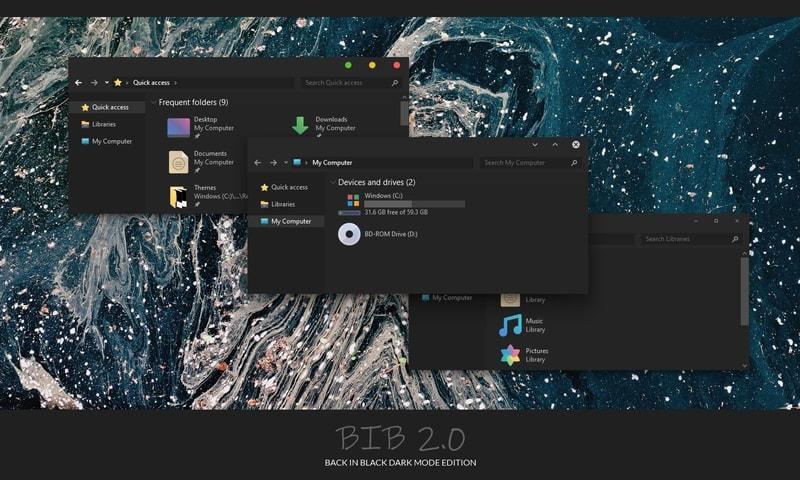 bib_2_0 - windows skins