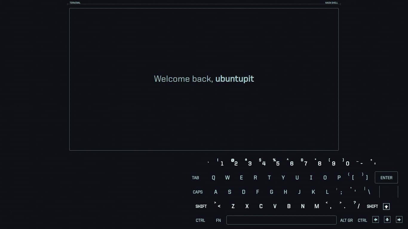 welcome ubuntupit on edex
