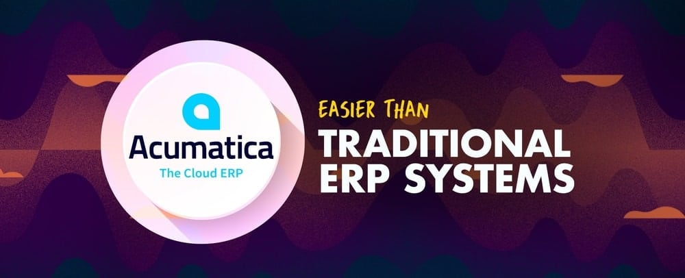 Acumatica- Enterprise Resource Planning Software