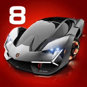 Asphalt 8 - Drift Racing Game, best games for your iPhone
