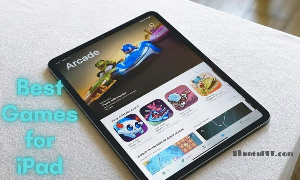 Best Games for iPad
