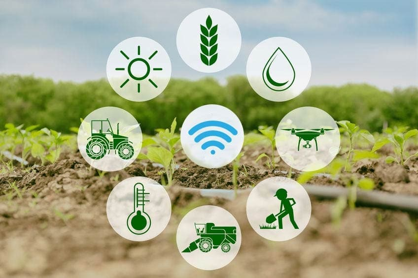 Cloud Monitoring IoT services for agriculture