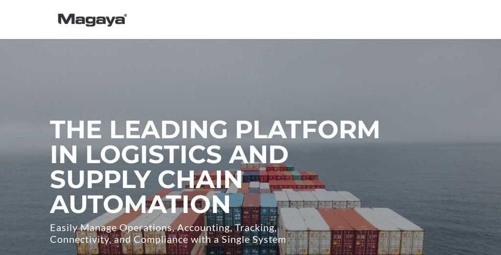 Magaya Supply Chain Management