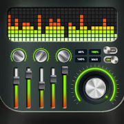 Max Volume Booster – Sound Amplifier & Equalizer, equalizer apps for Android